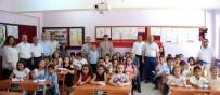 SOSYAL HİZMET - Salihli'de 27 Bin Öğrenci Karne Heyecanı Yaşadı