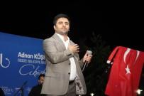 GEBZE BELEDİYESİ - Sedat Uçan'dan Gebze'de Muhteşem Konser