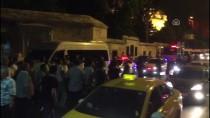 ADıGÜZEL - Servisçilerden 'Plaka Tahdidi' Eylemi