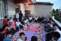MALTEPE BELEDİYESİ - Sevgi Sofrası Zümrütevler'de Kuruldu
