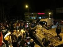 OSMAN BUDAK - Simav'da Trafik Kazası Açıklaması 7 Yaralı