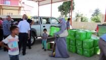 RAMAZAN KOLİSİ - Suriyelilere Ramazan Yardımı