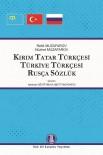 TÜRK DIL KURUMU - TDK'den Kırım Tatar Türkçesi Sözlüğü