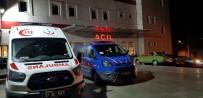 Tosya'da İftar Saatinde Bıçaklı Kavga Açıklaması 1 Yaralı