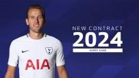 TOTTENHAM - Tottenham, Harry Kane'in Sözleşmesini 2024'E Uzattı