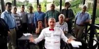 VERGİ DAİRESİ BAŞKANLIĞI - Trabzon'daki Gelir Uzmanları'ndan Atma Türkülü Sitem
