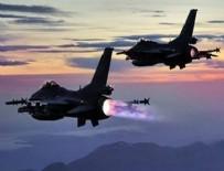 PKK - TSK'dan Kandil'e hava harekatı