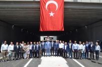 TURGAY ŞIRIN - Turgutlu Köprülü Kavşak Projesi'nin İlk Etabı Açıldı