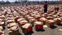 DARFUR - Türk Büyükelçiliğinden Eritreli Mültecilere Yardım Eli