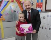 KıZıLCA - Vali Varol Köy Okulunda Karne Dağıttı