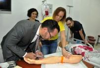 SIMÜLASYON - ADÜ Tıp Fakültesi Öğrencileri Simülasyon Laboratuvarında
