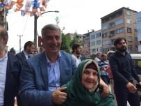 AK Parti Trabzon Milletvekili Adayı Koç, Seçim Çalışmalarını Araklı İlçesinde Sürdürdü