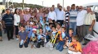 AK Partili Turan Açıklaması 'Yeni Dönemde 340 Tane Yeni Binamızın İnşaatına Başlayacağız'