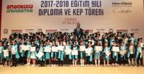 GEBZE BELEDİYESİ - Anaokulu Üniversitesinde Karne Sevinci Yaşandı