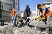 YOL YAPIMI - Atakum'da Yol Çalışmaları