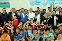 AHMET DEMIRCAN - Bakan Demircan, İlkadım Yaz Spor Okulları'nın Açılışına Katıldı