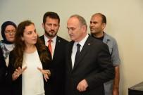 SİYASAL BİLGİLER FAKÜLTESİ - Bakan Özlü'den Akçakoca Bey Siyasal Bilgiler Fakültesi'ne Ziyaret