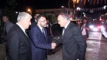 Bakan Özlü, Vatandaşlarla Sahurda Bir Araya Geldi