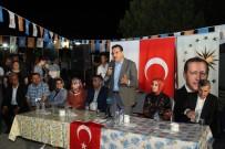 SOĞUK HAVA DEPOSU - Bakan Tüfenkci'den Muhalefete Eleştiri Açıklaması 'Bırakın Fabrikayı, Fabrikanın Çivisini Bile Bu Ülkeye Yaptıramazlar'