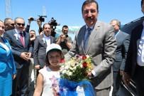 SELAHATTIN GÜRKAN - Bakan Tüfenkci, Fırat Gümrük Ve Ticaret Bölge Müdürlüğü'nün Açılışını Yaptı