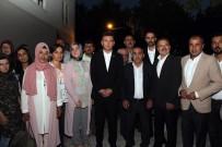 FATIH ÖZDEMIR - Barış Aydın'dan Ayaş Ziyareti