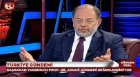 HUKUK FAKÜLTESI - Başbakan Yardımcısı Akdağ Açıklaması 'Muharrem İnce Delikanlıysan Çıkıp Açıklarsın'