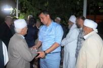 ÜÇTEPE - Başkan Yüksel, Seyda Molla İbrahim'in İftar Yemeğine Katıldı