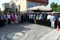 Bayramiç'te Onarımı Tamamlanan Taşköprü Camii İbadete Açıldı