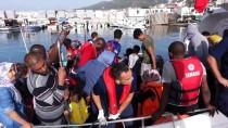 Çanakkale'de 38 Yabancı Uyruklu Yakalandı
