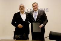 KAMU PERSONELİ - Çankaya'da Memurların Toplu İş Sözleşmesi İmzalandı