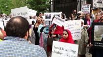 CHICAGO - Chicago'da 'Filistin'e Destek' Yürüyüşü