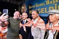 ÇETIN OSMAN BUDAK - CHP Lideri Kılıçdaroğlu, Vatandaşlarla İftarda Buluştu