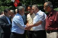 CUMHUR ÜNAL - Cumhur Ünal'a Yenice'de Coşkulu Karşılama