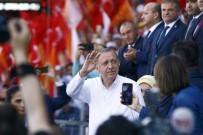MUSTAFA DESTICI - Cumhurbaşkanı Erdoğan Açıklaması 'Bay Kemal Görüyor Musun Bunlar Yan Gelip Yatarak Olmadı'
