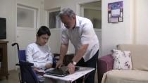 KÖK HÜCRE NAKLİ - DMD Hastası Muhammet Tekerlekli Sandalyeye Bağımlı Yaşıyor