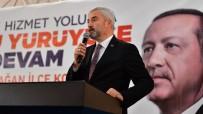 ENVER YıLMAZ - Enver Yılmaz Açıklaması 'Ordu'da 3 Kişiden 2'Si AK Parti'li'