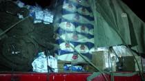 REFAH SINIR KAPISI - Fas'tan Gazze'ye Seyyar Hastane Ve Sağlık Personeli Desteği