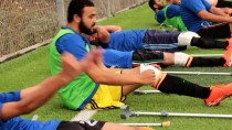 AMPUTE FUTBOL - Filistinliler Ampute Futbol Takımı Kurdu