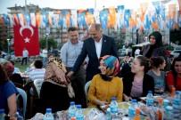 FUTBOL SAHASI - Giresun'da AK Parti Ailesi 'Vefa' İftarında Buluştu.