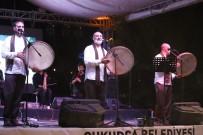 HÜKÜMET KONAĞI - Grup Tillo Sınırda Konser Verdi