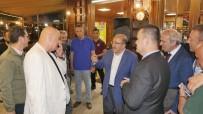 KADINLAR PAZARI - Gümrükçüoğlu Gazetecilerle Sohbet Toplantısı Gerçekleştirdi