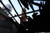 Hatay'da Çıkan Yangında Bir Ev Kullanılamaz Hale Geldi
