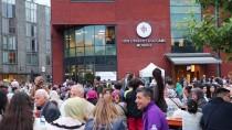 POLİS TEŞKİLATI - Hollanda'da 'Cami Meydanı'nda Sokak İftarı