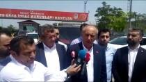 CUMHURIYET GAZETESI - İnce'den Berberoğlu'na Ziyaret