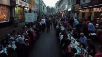 BOMBALI SALDIRI - Köln'ün Türk Caddesinde 'Teröre Karşı Birlik' İftarı
