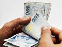 TOPLU SÖZLEŞME - Kuruşu kuruşuna emekli maaşları