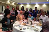 GAZILER - Kütahya Sosyal Yardım Ve Kültür Vakfı'ndan İftar