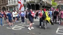 YAYIN YASAĞI - Londra'da Aşırı Sağcı Gösteri