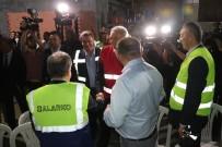 MECIDIYEKÖY - Mevlüt Uysal Mecidiyeköy Mahmutbey Metro İnşaatının Bitiş Tarihini Açıkladı