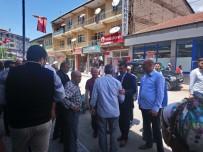 HEKİMHAN - MHP'ye Hekimhan'da Coşkulu Karşılama